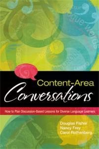 content area conversations