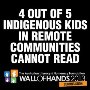 four in five indigenous